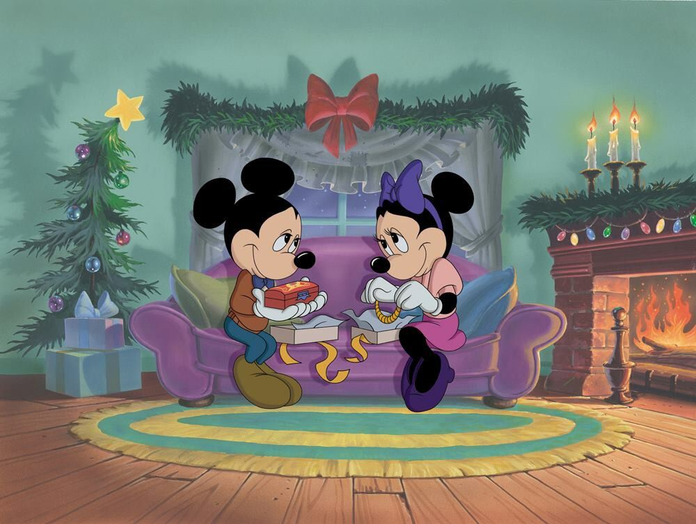 Mickey & Minnie - Mickey's Once Upon A Christmas - Our 5 Favorite Disney Holiday Movies & Specials - Vol. 2