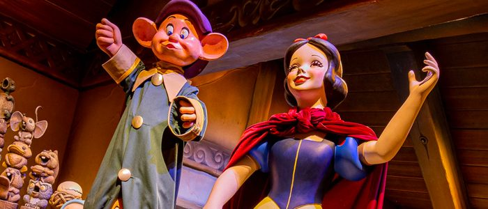 Snow White's Enchanted Wish - Disneyland - Our 2020 Disney Year In Review