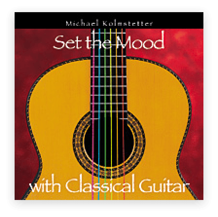 Set the Mood with Classical Guitar