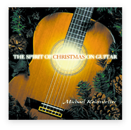The Spirit of Christmas on Guitar