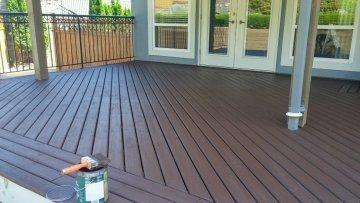 Deck & Railing Services