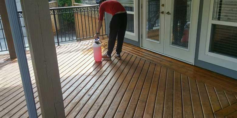 Langley Deck Installation, Repair & Railing Services