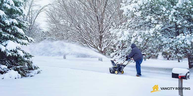 West Vancouver Snow Removal & Salting