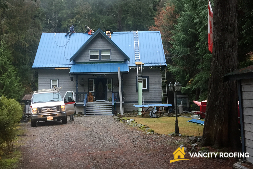 North Vancouver Roof Installation & Replacement