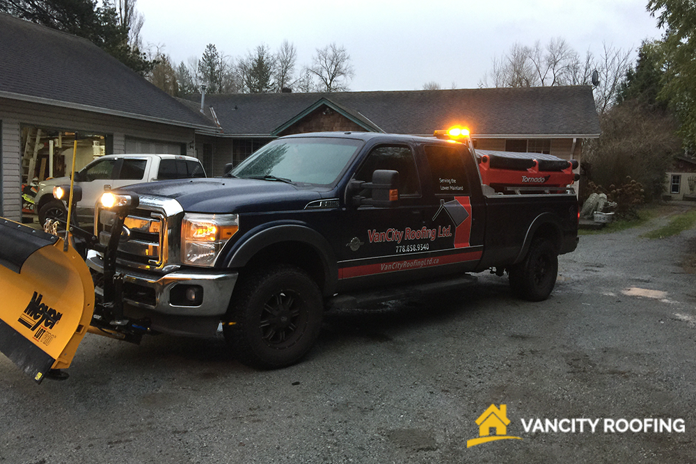 North Vancouver Snow Removal & Salting