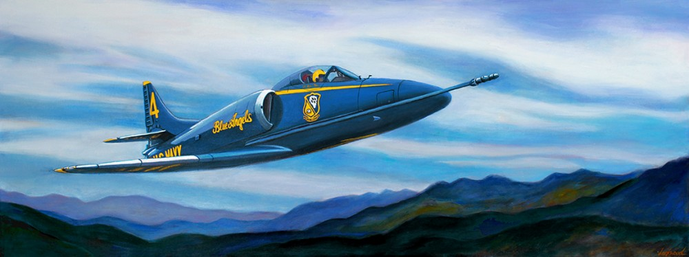Blue Angel, Blue Ridge