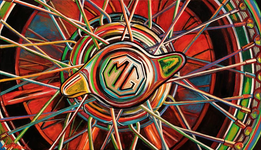 MG Wheel