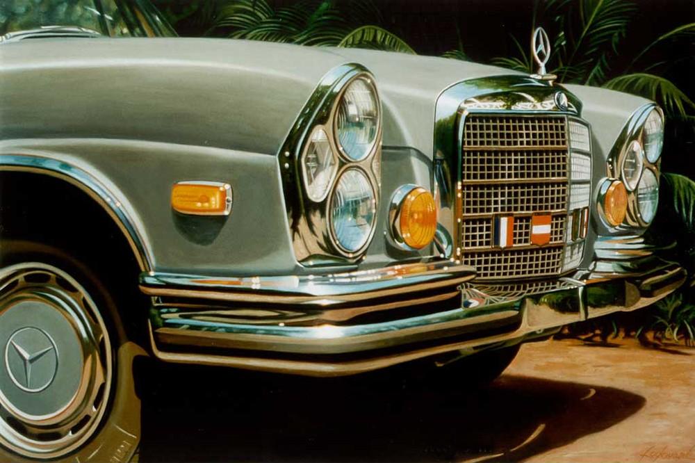 Garden Lane Mercedes