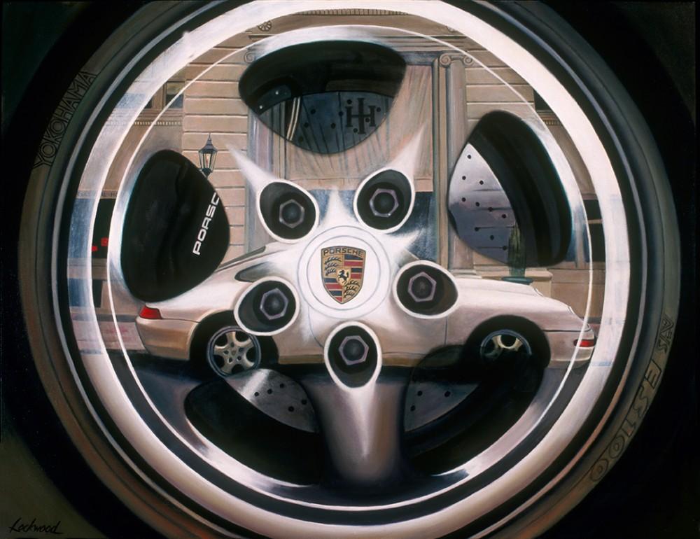 Downtown Porsche