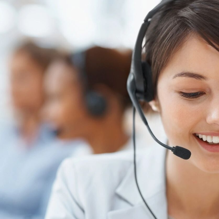 partnering with a call centre