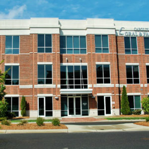 Charlotte Oral Surgery Blakeney Office Exterior