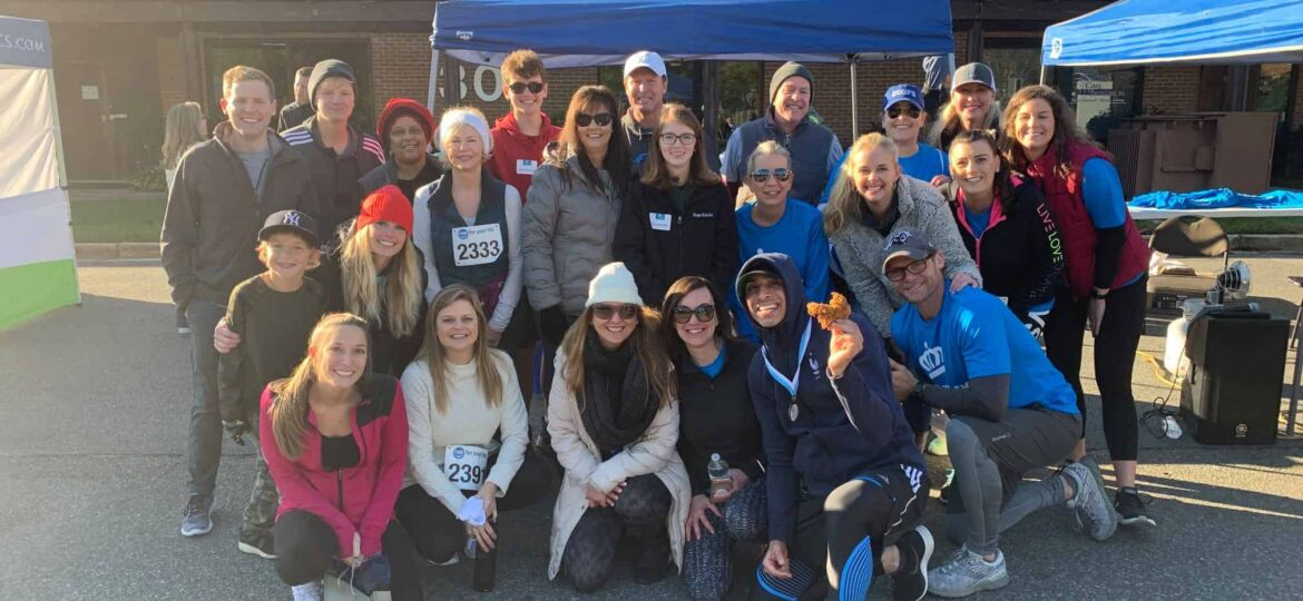 cleft out foundation 5k race 2