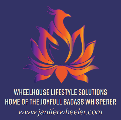 Janifer Wheeler | JOYFULL BADASS WHISPERER™