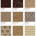 Shaw Carpet Samples (brown) image