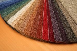 Parker carpet samples image