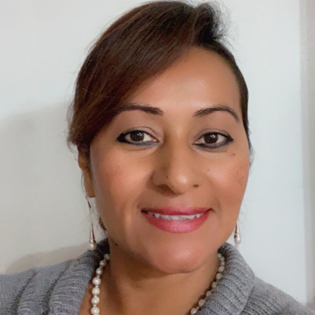 Ms. Delmy Garcia