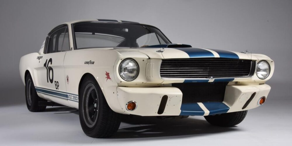 1956 Ford Mustang