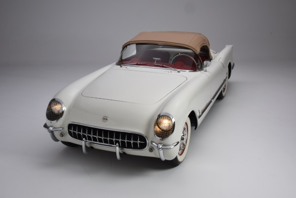 54-Corvette-awhite