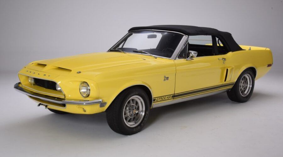 1968 Ford Shelby GT500KR Convertible