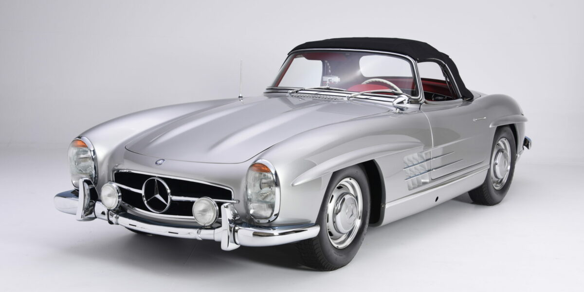 46_Mercedes 300 SL Silver