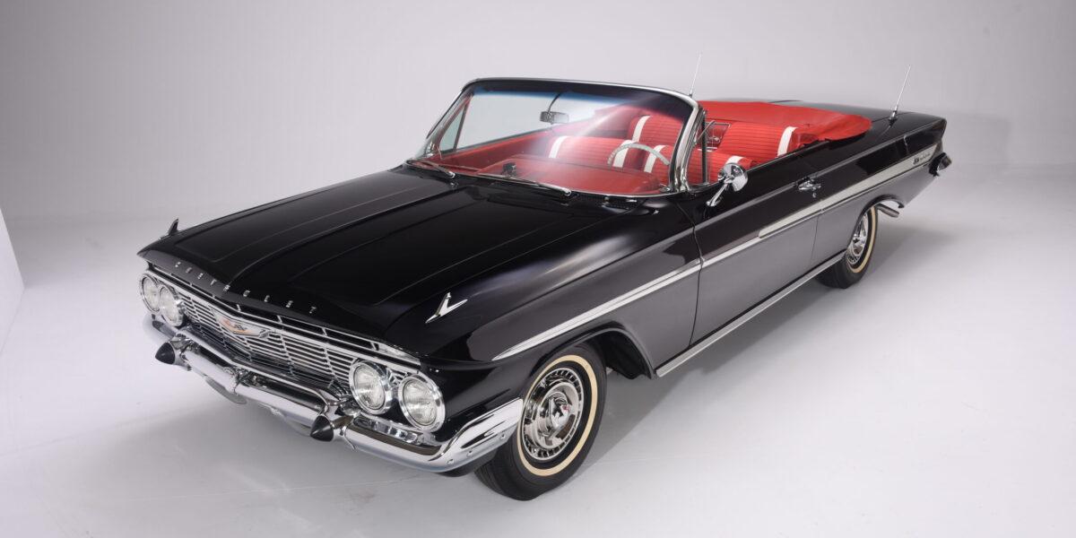 67(61D)_1961 Chevy Impala Conv.