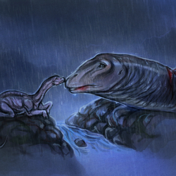 LIttlefoot's Mother (Realistic)