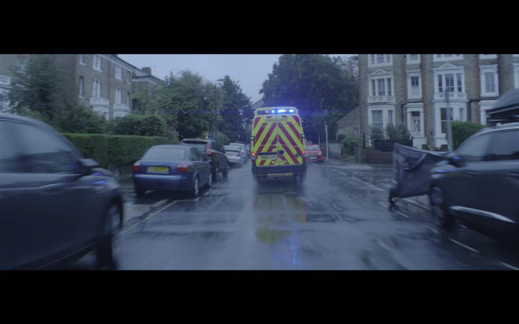 Oa ambulance
