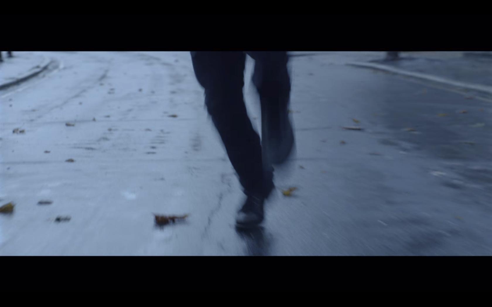 steve running feet
