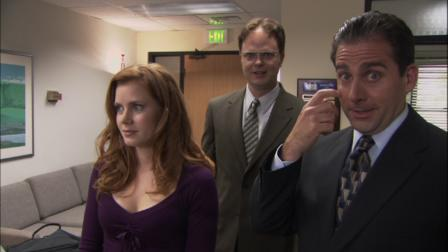 Katy, The Office (2005) | 3 Episodes