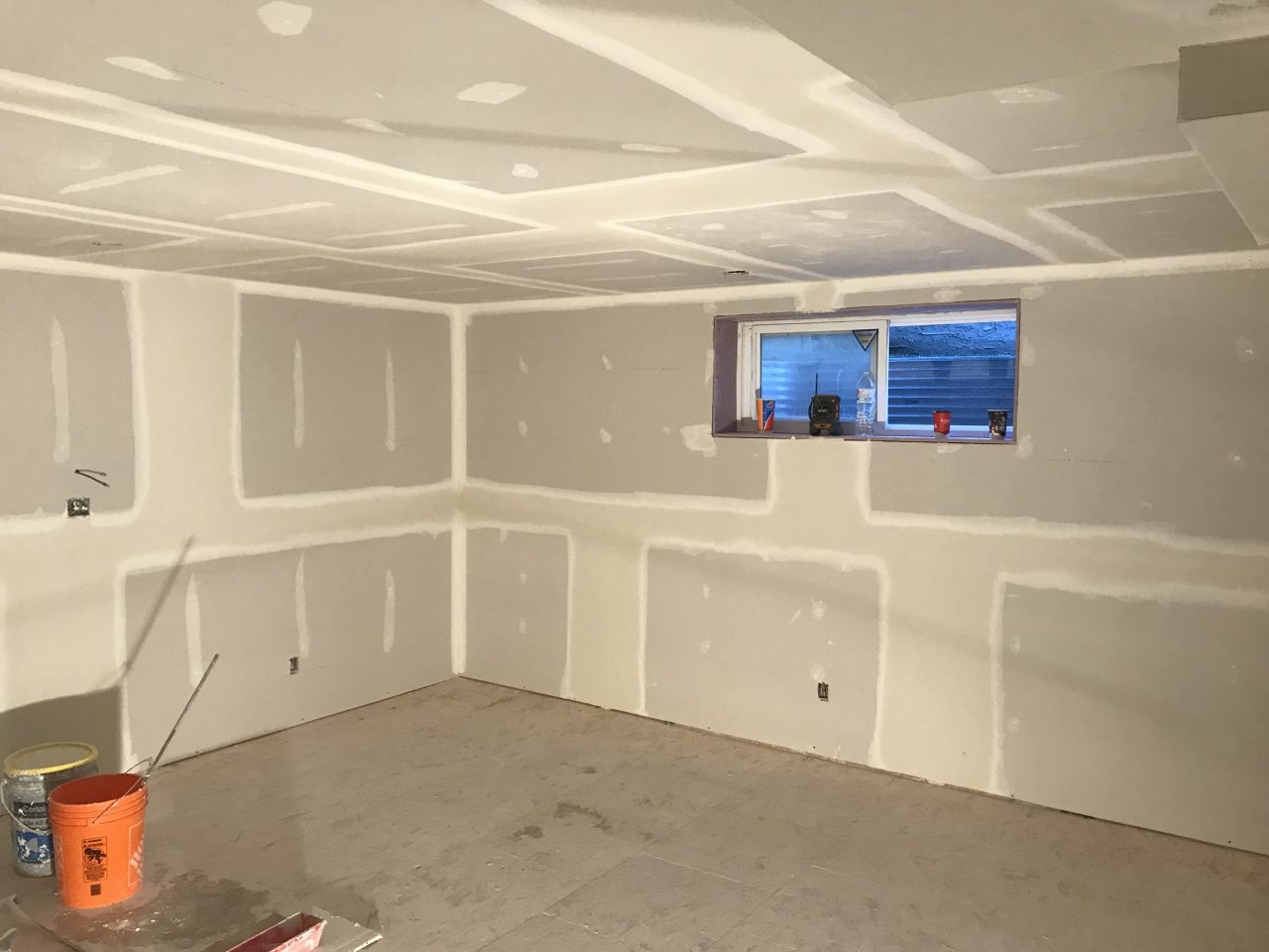 drywall-installation