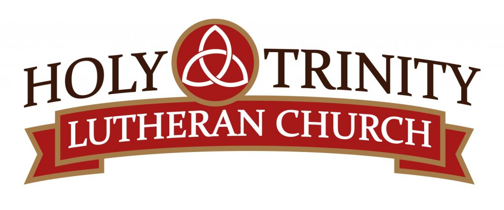 Holy Trinity Lutheran Church Logo Good