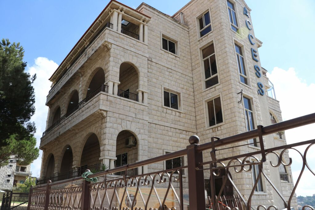 Access School Building