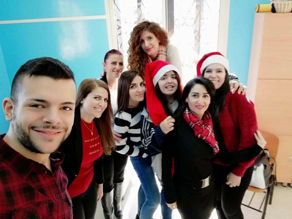 Teacher's Christmas Party