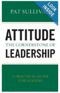 Attitude - The Cornerstone of Leadership book cover
