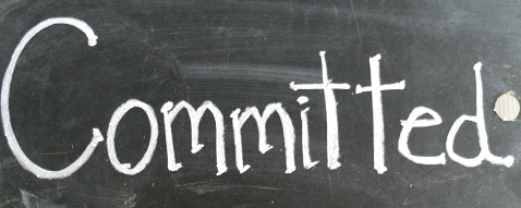 committed leadership image