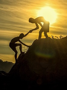 helping others leadership legacy image