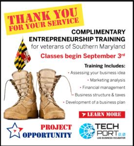 Free Entrepreneur Training for Veterans