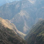 Helicopter View Copper Canyon