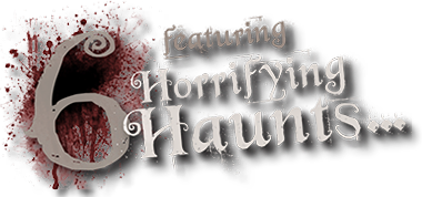 6 horrifying haunts