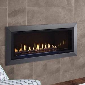 Majestic Jade Fireplace 42