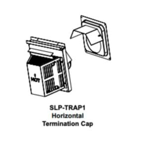 slp-trap1 Horizontal Termination Cap
