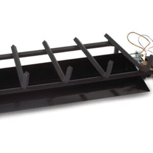 G4 BURNER SYSTEM FOR FIREPLACES