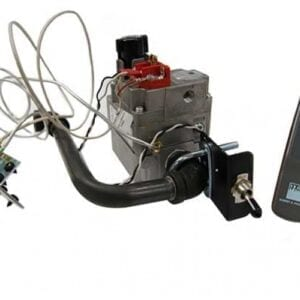 High Capacity Automatic Pilot Kit with Basic Transmitter and Receiver