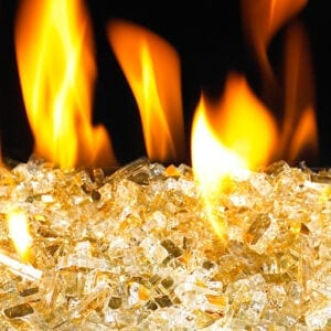 FYre Glass For fireplaces