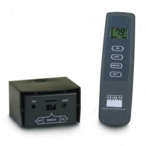 Deluxe ON/OFF Receiver and Transmitter Set For All APK-10 & APK-11 Valves