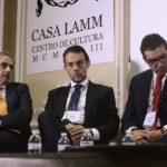 Eduardo García-López, Arturo Olvera y Abelardo Arroyo