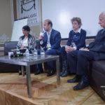 Esther del Río, César Daniel González, Gabriela Sodi y Antonio Velasco