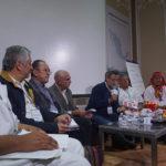 Miguel Juan León, Fernando Nava, Ariosto Otero, Leopoldo Mendivil, Francisco Acosta, Narciso Hernández, Martin Makawi y Rubisel Gómez