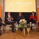 Rafael Gamboa, Samuel Toledo, Rolando Cordera, Altagracia Gómez y Carlos Michel