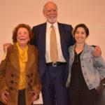 Margarita Iglesias, Emilio Cárdenas y Julieta Delmar